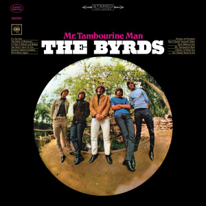 The Byrds - Mr Tambourine Man (180 Gram Audiophile Clear Vinyl/Ltd. Anniversary Edition/Gatefold Cover)