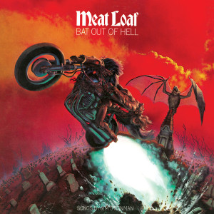 Meatloaf - Bat Out Of Hell (180 Gram Audiophile Vinyl/Ltd. Edition/Gatefold Cover)