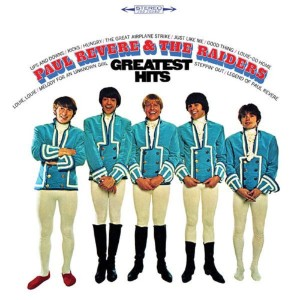 Paul Revere & The Raiders - Greatest Hits (180 Gram Audiophile Vinyl/Ltd. Edition/Gatefold Cover)
