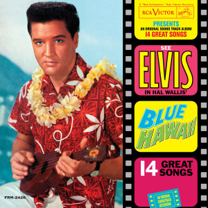 Elvis Presley - Blue Hawaii (180 Gram Audiophile Vinyl/ Ltd. Edition/Gatefold Cover)