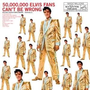 Elvis Presley - Elvis' Gold Records Vol. 2 (180 Gram Audiophile Vinyl/55th Anniversary Ltd. Edition/Gatefold Cover)