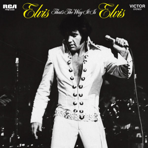 Elvis Presley - That's the Way It Is (180 Gram Audiophile Vinyl/Anniversary Ltd. Edition/Gatefold Cover)