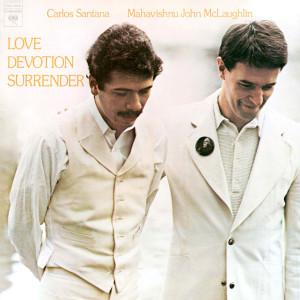 Santana- Love Devotion Surrender (180 Gram Audiophile Vinyl/Ltd. Edition/Gatefold Cover)