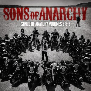 Sons Of Anarchy - Songs Of Anarchy: Vols. 2 & 3 (2 LP 180 Gram Audiophile Clear Vinyl/Tri-fold Cover)