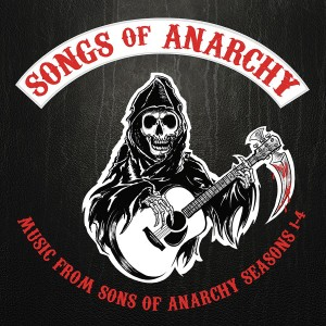 Sons Of Anarchy - Songs Of Anarchy: 1-4 (180 Gram Audiophile Clear Vinyl/Ltd. Edition/Gatefold Cover)