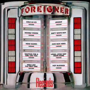 Foreigner - Records (180 Gram Audiophile Vinyl/Ltd. Anniversary Edition/Gatefold Cover)