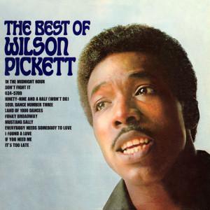 The Best Of Wilson Pickett (180 Gram Audiophile Vinyl/Ltd. Edition)
