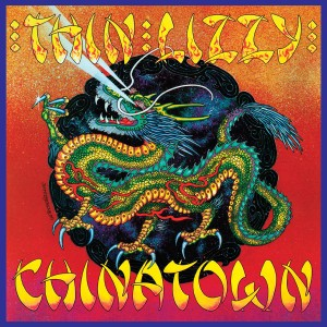 Thin Lizzy - Chinatown (180 Gram Audiophile Vinyl/Ltd. Anniversary Edition/Gatefold Cover)