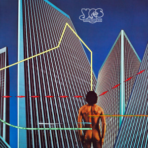Yes - Going for The One (180 Gram Audiophile Blue Vinyl/Anniversary Ltd. Edition/Tri-Fold Cover)