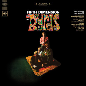The Byrds - Fifth Dimension (180 Gram Audiophile Red Vinyl/Ltd. Anniversary Edition/Gatefold Cover)