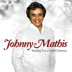 Johnny Mathis - Sending You A Little Christmas (180 Gram Audiophile White Vinyl/Ltd. Edition/Gatefold Cover)