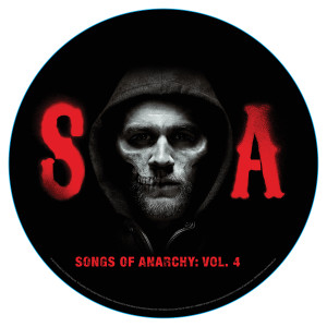 Sons Of Anarchy - Songs Of Anarchy: Vol. 4 (Deluxe 2LP Picture Disc)