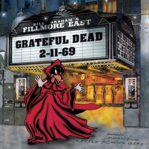 Grateful Dead - Fillmore East, 2/11/69 (180 Gram Audiophile Vinyl/Ltd. Edition/Tri-Fold Cover)