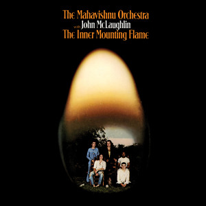 The Mahavishnu Orchestra With John McLaughlin - The Inner Mounting Flame (180 Gram Audiophile Clear Vinyl/Ltd. Edition/Gatefold Cover)