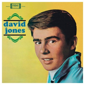 Davy Jones - David Jones (180 Gram Audiophile Stereo Vinyl/Monkees 50th Anniversary Edition/Gatefold Cover)