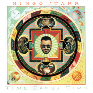 Ringo Starr-The Beatles - Time Takes Time (180 Gram Audiophile Translucent Green Vinyl/Limited Anniversary Edition/Gatefold Cover)