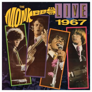 The Monkees Live 1967-50th Anniversary Edition (180 Gram Audiophile Translucent Gold Vinyl/Limited Edition/Gatefold Cover)