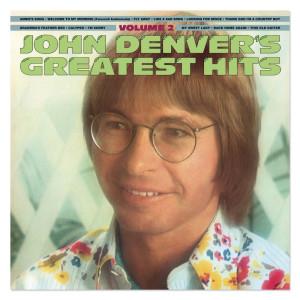 John Denver Greatest Hits Volume II (180 Gram Audiophile Vinyl/Limited Anniversary Edition/Gatefold Cover)