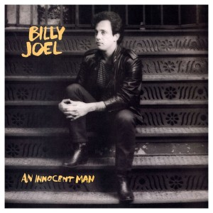 Billy Joel - An Innocent Man (180 Gram Audiophile Translucent Blue Vinyl/Limited Anniversary Edition/Gatefold Cover)