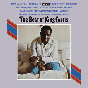 King Curtis - The Best Of King Curtis (180 Gram Audiophile Vinyl/Limited Anniversary Edition)