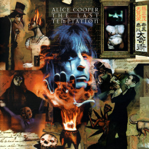 Alice Cooper - The Last Temptation (180 Gram Audiophile Translucent Blue Vinyl/Limited Anniversary Edition/Gatefold Cover)