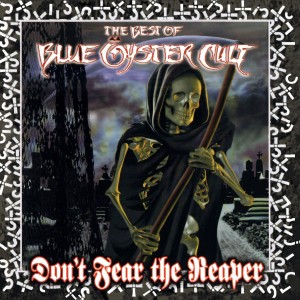 Don't Fear The Reaper-The Best Of Blue Oyster Cult (180 Gram Audiophile Translucent Blue Vinyl/Limited Anniversary Edition/Gatefold Cover)
