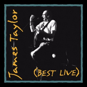 James Taylor - Best Live (180 Gram Audiophile Clear Vinyl/Limited Anniversary Edition/Gatefold Cover)