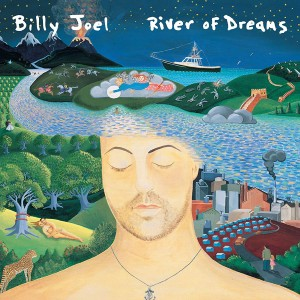 Billy Joel - River Of Dreams Translucent Blue LP