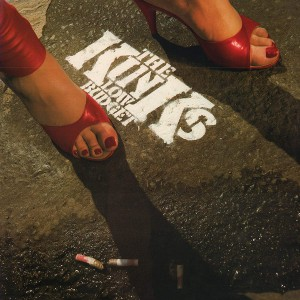 The Kinks - Low Budget Translucent Red LP