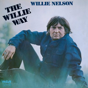 Willie Nelson - The Willie Way Translucent Red LP