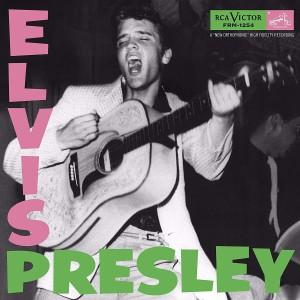 Elvis Presley - Elvis Presley Translucent Blue LP