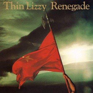Thin Lizzy - Renegade LP