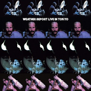Weather Report - Live In Tokyo Translucent Red LP