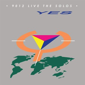 Yes - 9012Live- The Solos LP
