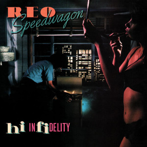 REO SPEEDWAGON - HI INFIDELITY (180 GRAM TRANSLUCENT BLUE AUDIOPHILE VINYL/LIMITED EDITION) LP
