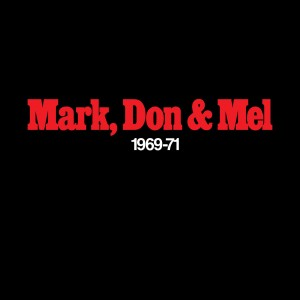 GRAND FUNK RAILROAD - MARK, DON & MEL 1969-71 GREATEST HITS LP