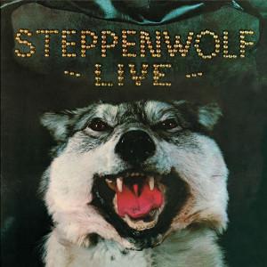 STEPPENWOLF - STEPPENWOLF LIVE 180 GRAM AUDIOPHILE VINYL/LIMITED ANNIVERSARY EDITION LP