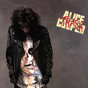 ALICE COOPER - TRASH 180 GRAM AUDIOPHILE TRANSLUCENT RED VINYL LP
