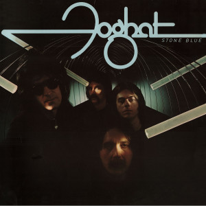 FOGHAT - STONE BLUE 180 GRAM AUDIOPHILE TRANSLUCENT BLUE LP