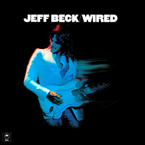 JEFF BECK - WIRED 180 GRAM TRANSLUCENT BLUE LP