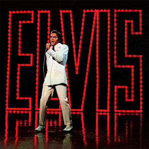 ELVIS PRESLEY - ELVIS NBC TV SPECIAL 180 GRAM AUDIOPHILE RED LP