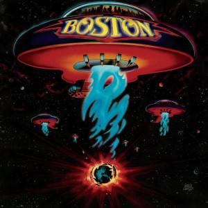 BOSTON - BOSTON 180 GRAM AUDIOPHILE TRANSLUCENT BLUE LP