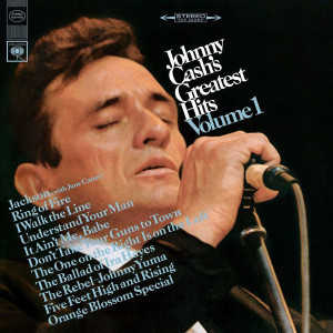 JOHNNY CASH - JOHNNY CASH'S GREATEST HITS (180 GRAM AUDIOPHILE TRANSLUENT GOLD LP
