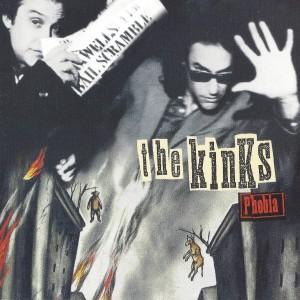 The Kinks - Phobia 2-LP (180 Gram Red, Orange and Black Swirl Vinyl in Tri-Fold Cover + Poster)