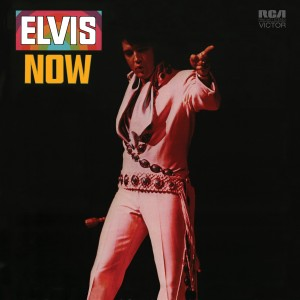 Elvis Presley - Elvis Now (180 Gram Audiophile Translucent Blue & Black Swirl Vinyl/Limited Anniversary Edition/Gatefold Cover & Poster)