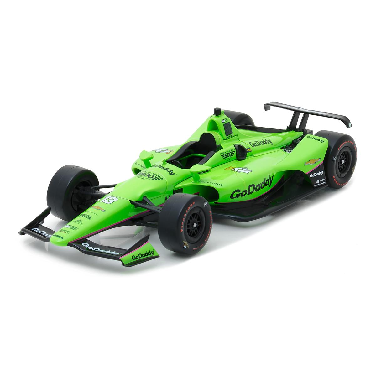 Danica Patrick 2018 Indy 500 1:18 Die-Cast