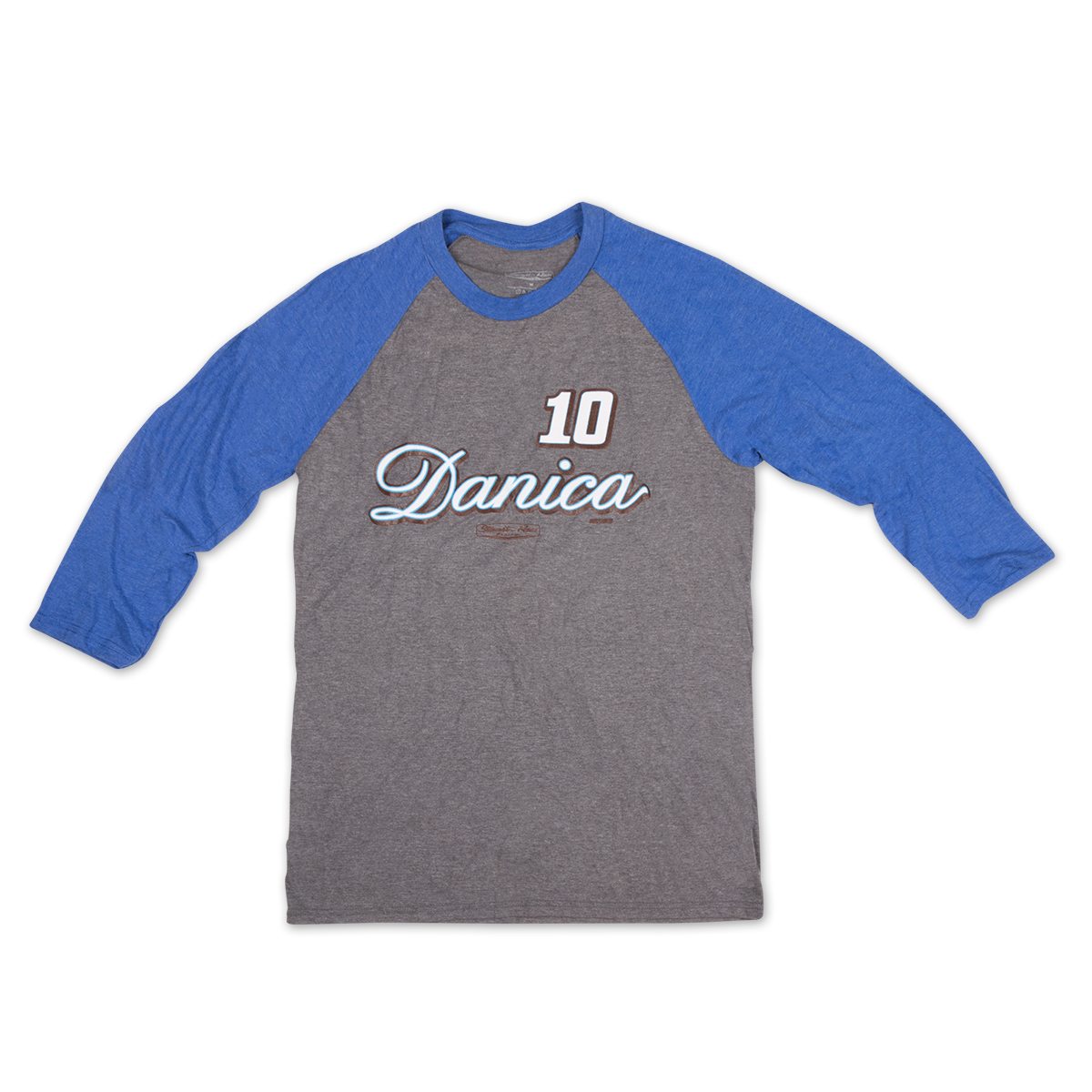 Danica Patrick #10 Groove 3/4 Sleeve Raglan