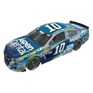 Danica Patrick 2016 #10 Aspen Dental 1:24 Scale Nascar Sprint Cup Series Die-Cast