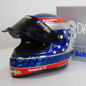 Danica Mini Replica Helmet