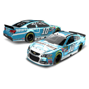 Danica Patrick 2016 #10 Nature's Bakery 1:24 Scale Nascar Sprint Cup Series Die-Cast